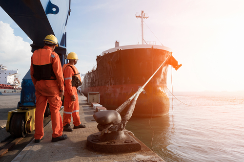 What are maritime workers